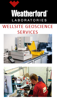 Weatherford Geoscience Service