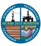 GCAGS 2015 logo color