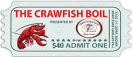 LGS Crawfish Boil Professional / Guest Ticket